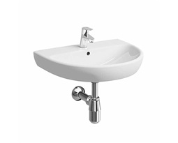 Washbasin-NOVA-PRO-65-cm-oval-with-tap-hole