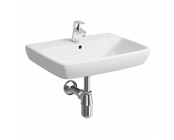 Washbasin-NOVA-PRO-65-cm-rectangular-with-tap-hole