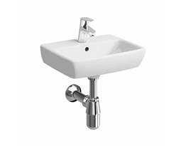 Washbasin-NOVA-PRO-45-cm-rectangular-with-tap-hole
