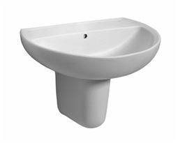 REKORD-55-cm-washbasin-without-tap-hole-with-overflow