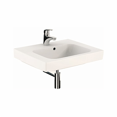 MODO washbasin 60 cm, with tap hole, with overflow
