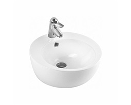 PUNTO-washbasin-45-cm-with-tap-hole-with-overflow