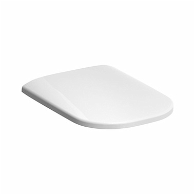 TRAFFIC Toilet seat, hard, made of Duroplast, soft-close