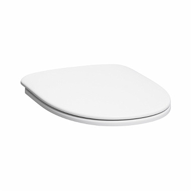 SOLO Toilet seat, hard, made of Duroplast