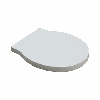 VARIUS toilet seat, hard, made of Duroplast, soft-close