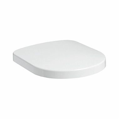 QUATTRO Toilet seat, hard, made of Duroplast, soft-close