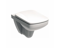 NOVA PRO Rectangular wall hung pan