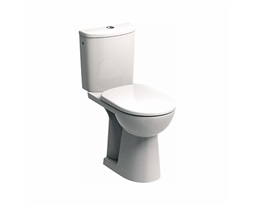 NOVA PRO Without Barriers Floor standing close-coupled pan
