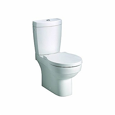 VARIUS WC pack: toilet bowl with multioutflow, cistern with side water supply