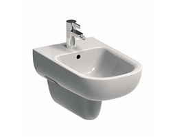 TRAFFIC Wall hung bidet with tap hole