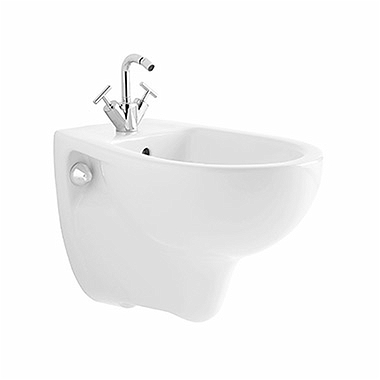 REKORD-wall-hung-bidet-with-tap-hole