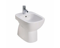 STYLE floor standing bidet with tap hole