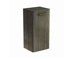 NOVA PRO 65,3 cm Low side cabinet, grey ash