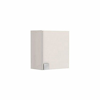 PRIMO Upper side cabinet, white glossy