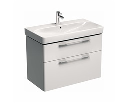 TRAFFIC-868-cm-Washbasin-cabinet-white-glossy