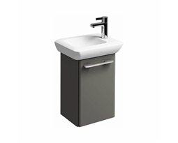 LIFE! 31,4 cm Washbasin cabinet, warm grey