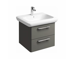 LIFE! 49,4 cm Washbasin cabinet, warm grey