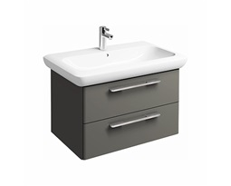 LIFE! 70 cm Washbasin cabinet, warm grey