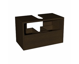 DOMINO body to the universal cabinet with drawer 60 cm, wenge