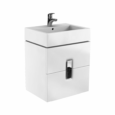 Cabinet-with-2-drawers-TWINS-595-x-57-x-459-cm-white-glossy