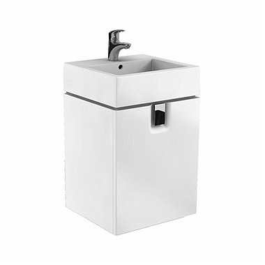 Cabinet-with-1-drawer-TWINS-495-x-57-x-459-cm-white-glossy