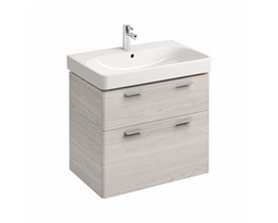 Washbasin-cabinet-with-2-drawers-TRAFFIC-718-x-625-x-461-cm-white-ash