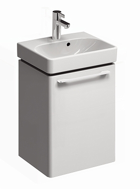 TRAFFIC-434-cm-Washbasin-cabinet-white-glossy