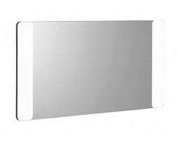 TRAFFIC/LIFE! 120 cm Mirror with LED lightning