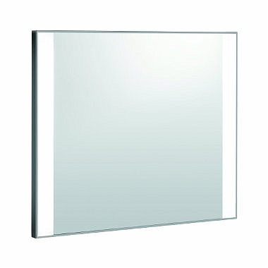 QUATTRO 90 cm Mirror with lighting