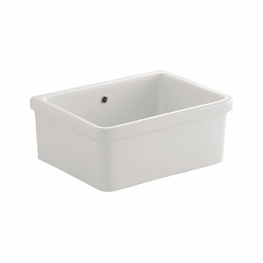 SWING ceramic sink 60 x 45 cm