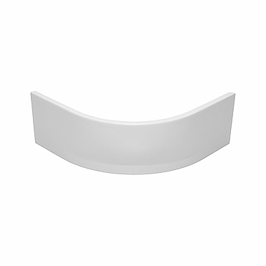 Panel for XBN0380 shower tray, half-round