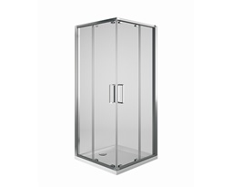 Square-corner-enclosure-ULTRA-100-sliding-doors-Screen-Guard