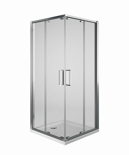 Square-corner-enclosure-ULTRA-80-sliding-doors-Screen-Guard