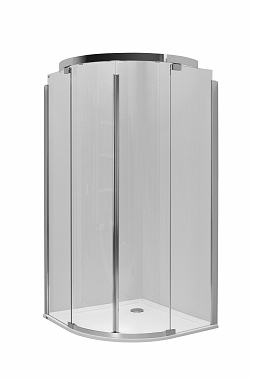 S600-half-round-shower-enclosure-100-x-100-cm-silver-glossy-profiles