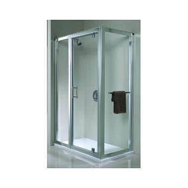 GEO 6 18 cm In Line panel for pivot or bifold door