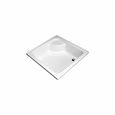 DEEP 90 square shower tray