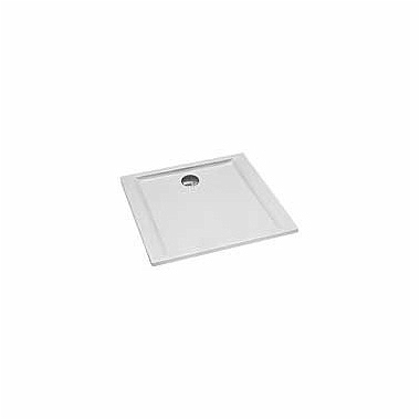 PACYFIK 90 square shower tray