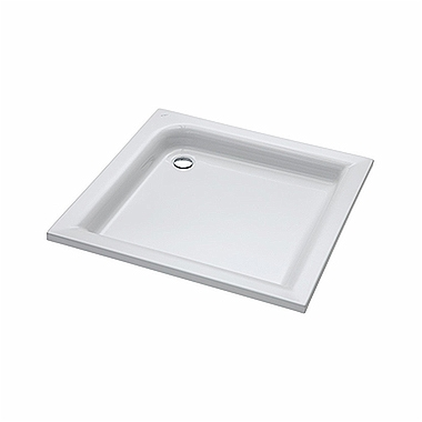 STANDARD PLUS 90 square shower tray