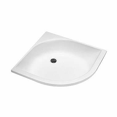 AKCENT-90-half-round-shower-tray