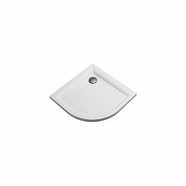PACYFIK 80 half-round shower tray