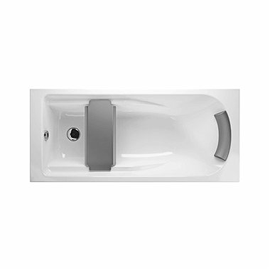 COMFORT PLUS rectangular bathtub 150 x 75 cm, without handles + legs SNC1