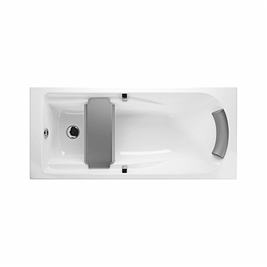 COMFORT PLUS rectangular bathtub 190 x 90 cm, with handles + legs SNC1