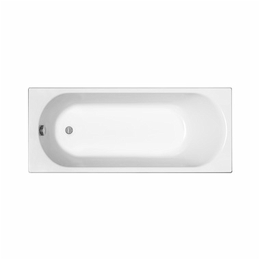 OPAL PLUS rectangular bathtub 160 x 70 cm + legs SN0