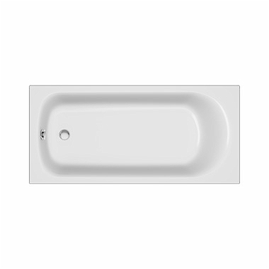 SPARK rectangular bathtub 170 x 75 cm + legs SN7